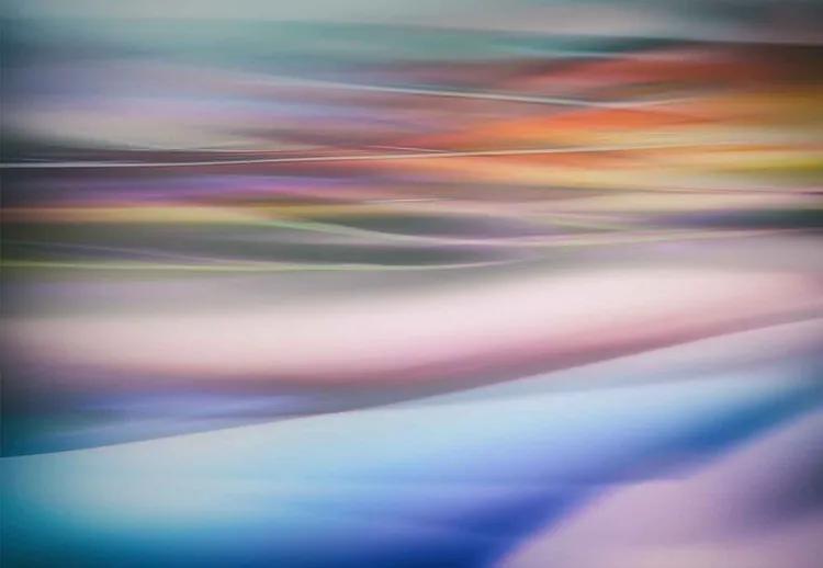 Abstract Lights Fototapet, (368 x 254 cm)