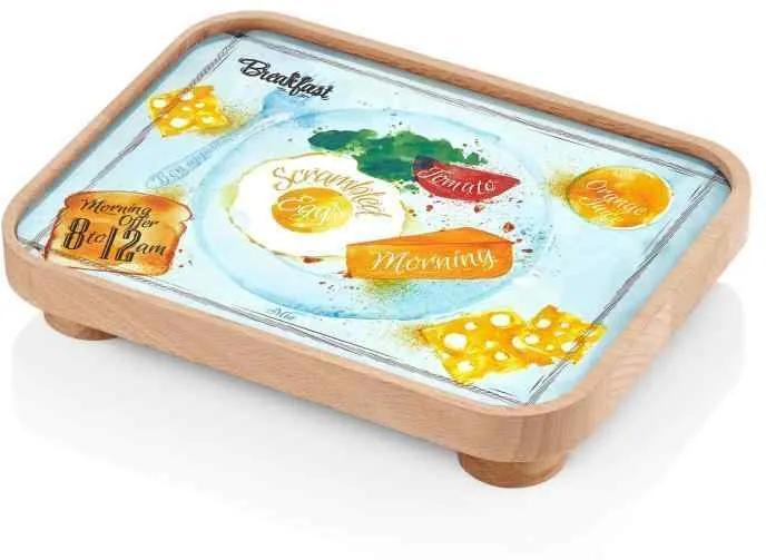 Platou Breakfast 30 x 10 cm