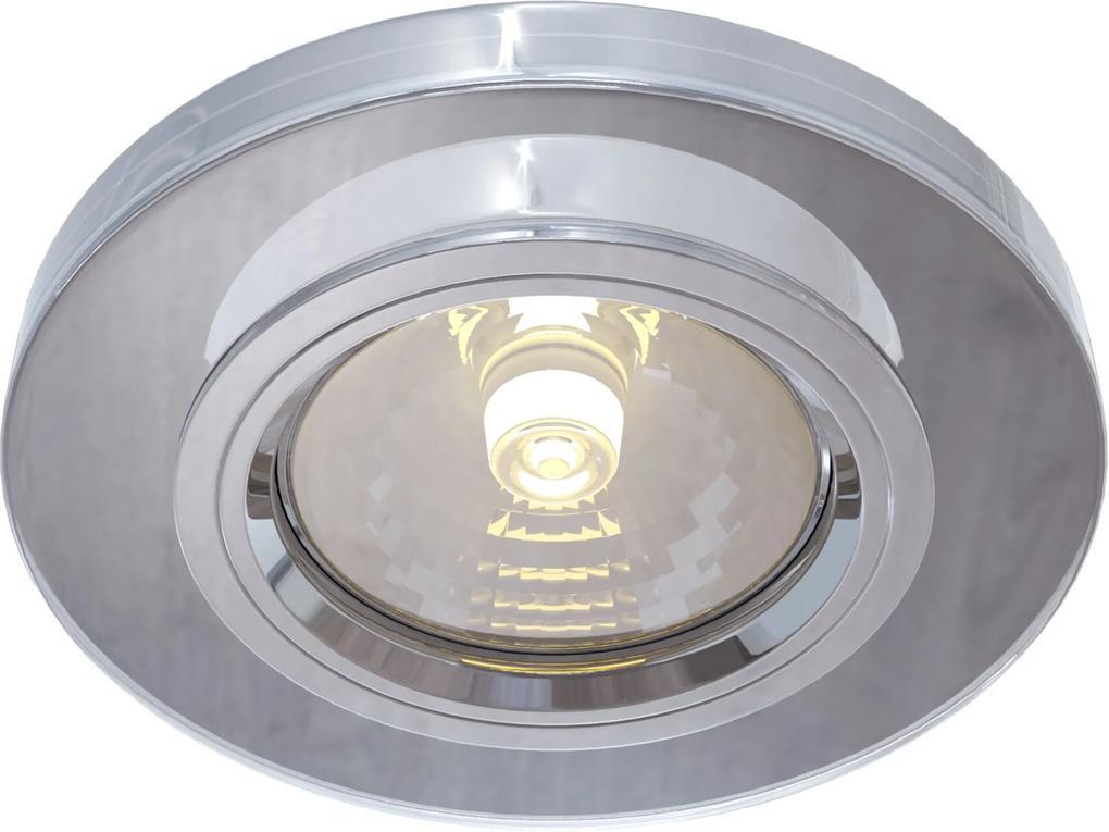 Downlight Circular Metal Modern Maytoni GU10, Alb, DL289-2-01-W, Germania