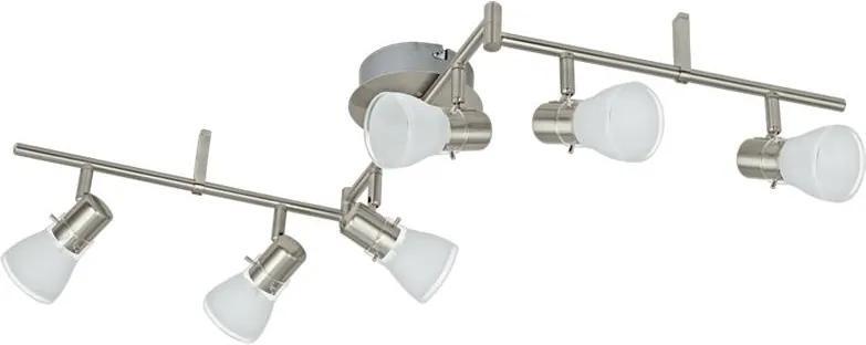 Eglo 93856 - LED Lampa spot PASTENA 6xLED/3,3W/230V