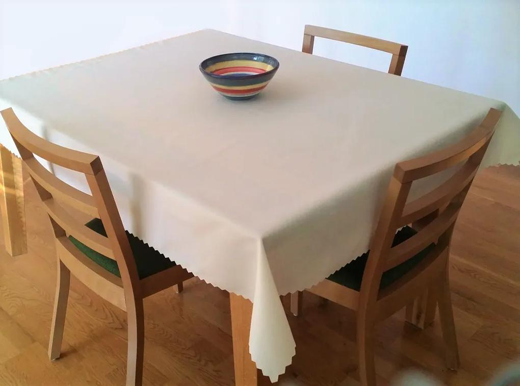 Față de masă teflonată 120x140 cm bej
