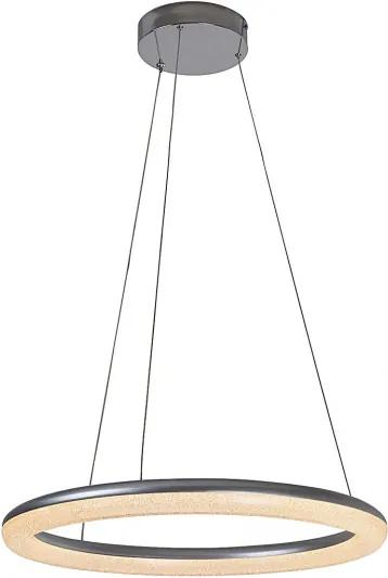 Rábalux Georgina 2566 Pendule LED crom metal LED 36W 2550lm 4000K IP20 A