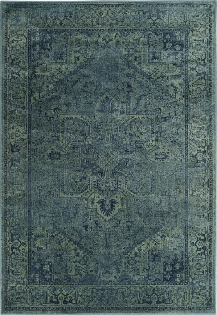 Covor Oriental & Clasic Maxime, Turcoaz, 160x230