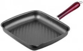 Tigaie grill Dekassa, 24 cm, otel
