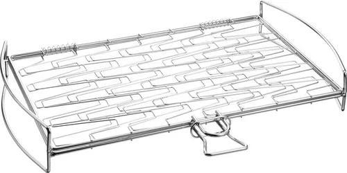 Suport Tenneker® pentru peste si legume, 45x31,2x6,5 cm, otel crom-vanadiu