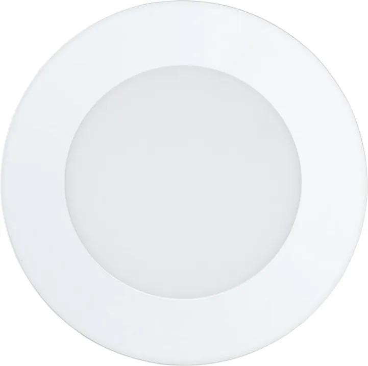 Eglo 97112 - LED Lampă încastrată FUEVA-RW 1xLED/5,6W/230V