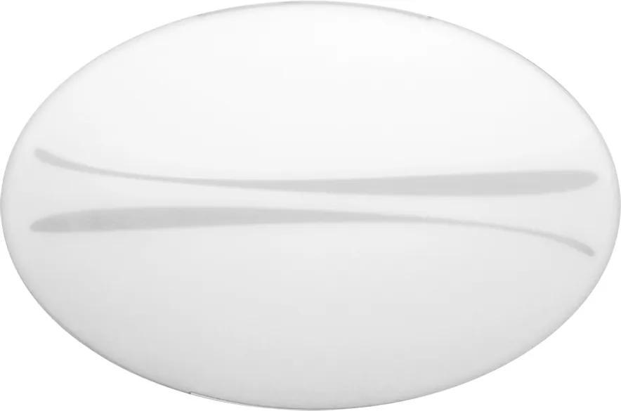 Top Light Oval/30/LS - Plafoniera OVAL 2xE27/60W/230V