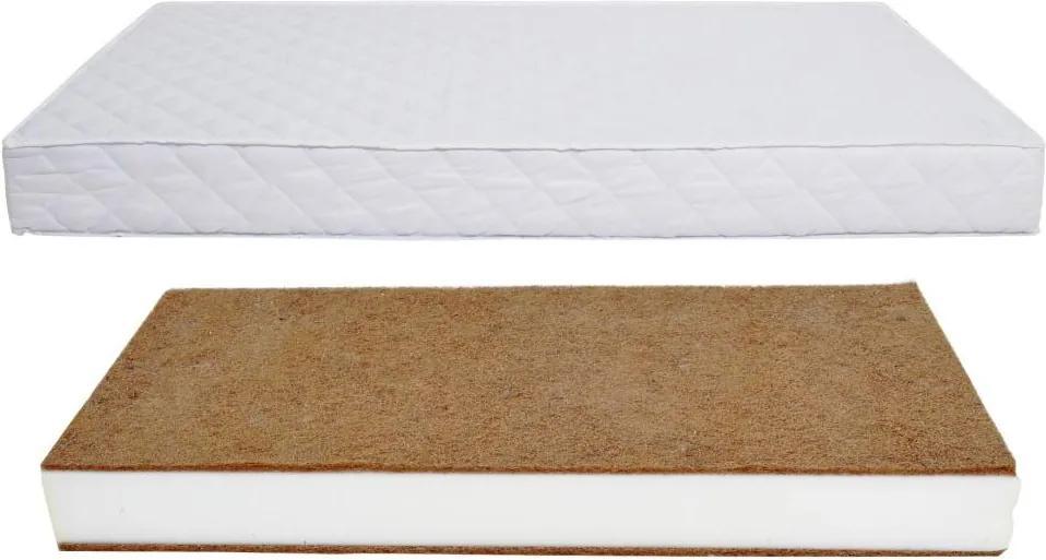 Saltea pentru patut Komfort 120x60x8 cm
