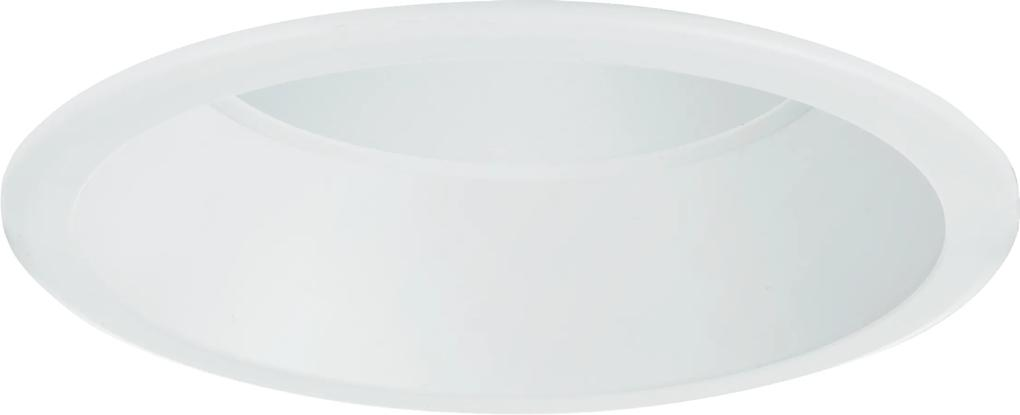 Spot incastrat, Tenna, EGLO, LED 12W, 1300 lm, 4000K lumina neutra, aluminiu, plastic, alb