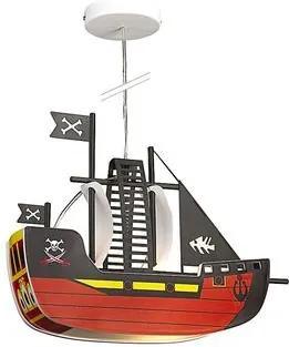 Pendul 1xE27 multicolor Ship Rabalux 4719