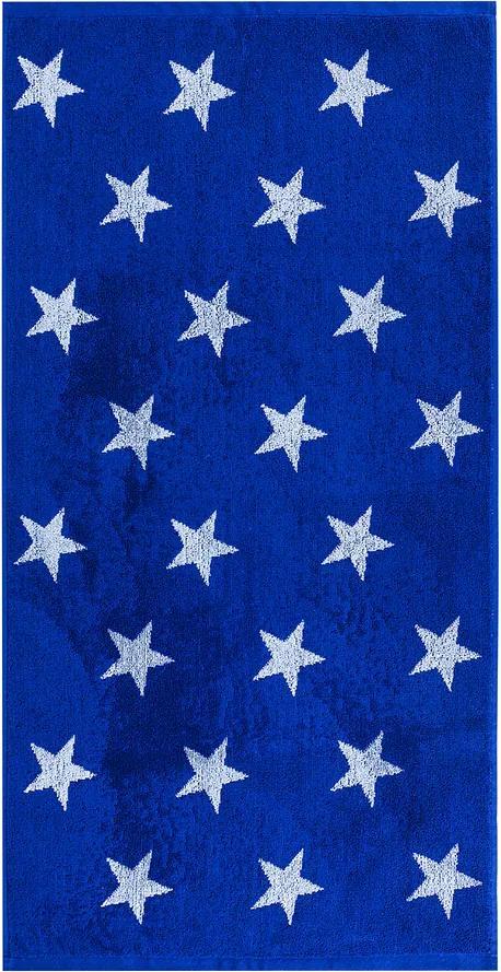 Prosop Stars albastru, 50 x 100 cm