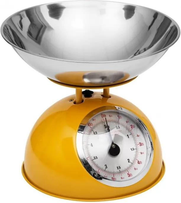 Cantar mecanic de bucatarie, 5Five, 5kg