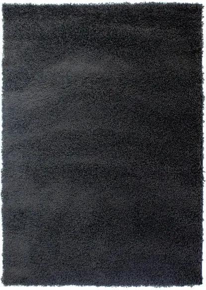 Covor Flair Rugs Cariboo Charcoal, 80 x 150 cm, gri închis