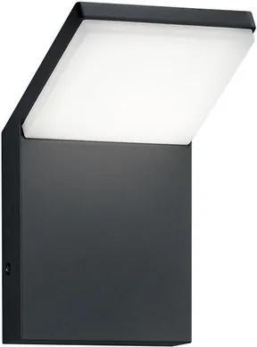 Trio 221160142 Aplice pentru iluminat exterior PEARL antracit aluminiu incl. 1 x SMD, 9W, 3000K, 900Lm 900lm 3000K IP54 A