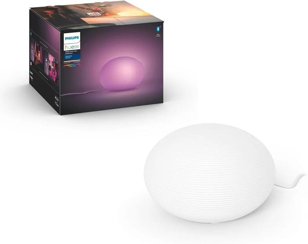 Philips 40904/31/P9 - LED Lampă de masă HUE FLOURISH 1xE27/9,5W/230V