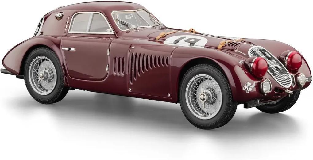 Macheta 1:18 Alfa Romeo 8C 2900B 1938