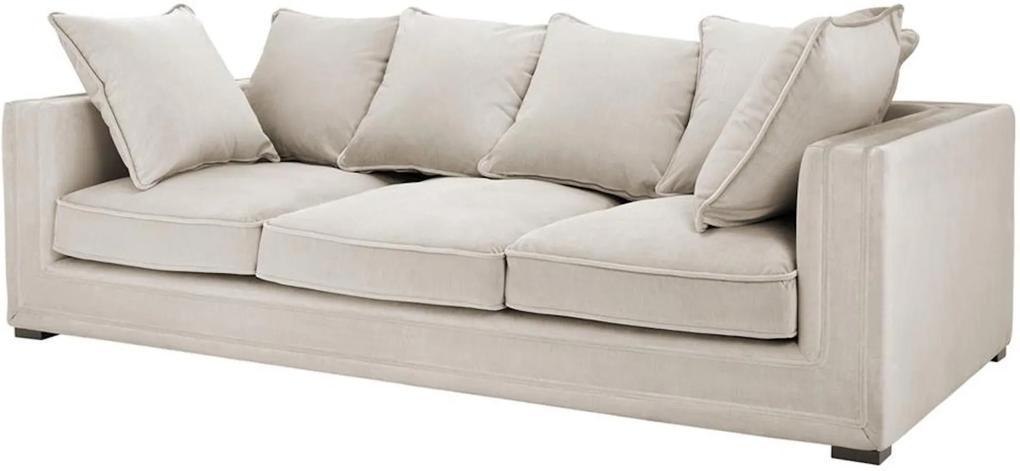 Canapea gri deschis Menorca Sofa Stone Grey