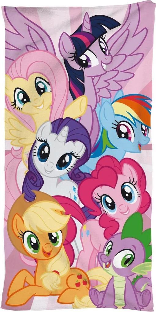 Prosop Jerry Fabrics My Little Pony 095, 70 x 140 cm