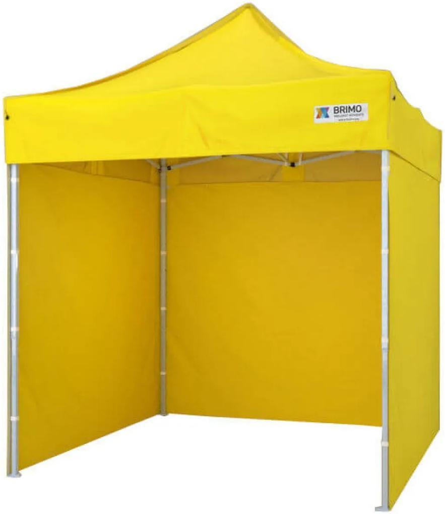 Cort pentru grădină 2x2m - galben