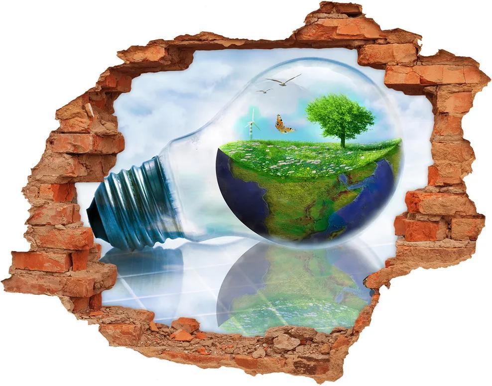 Autocolant autoadeziv gaură Resurse ecologice