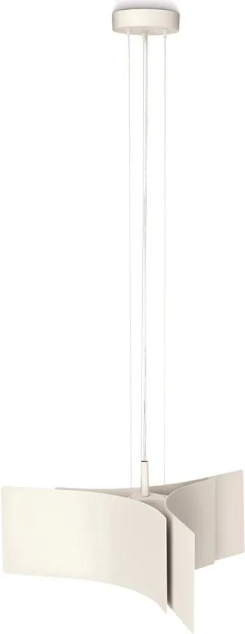 Philips 40826/38/16 - Lampa suspendata BENT 1xE27/70W/230V