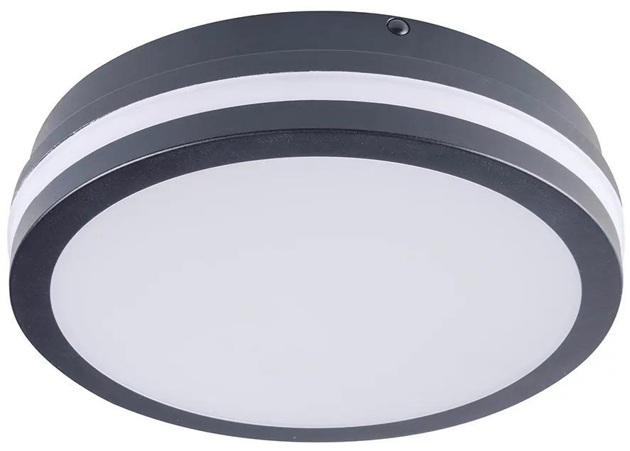 Plafonieră LED de exterior BENO LED/18W/230V 4000K antracit IP54 Kanlux 32941