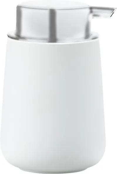 Dozator săpun Zone Nova, alb