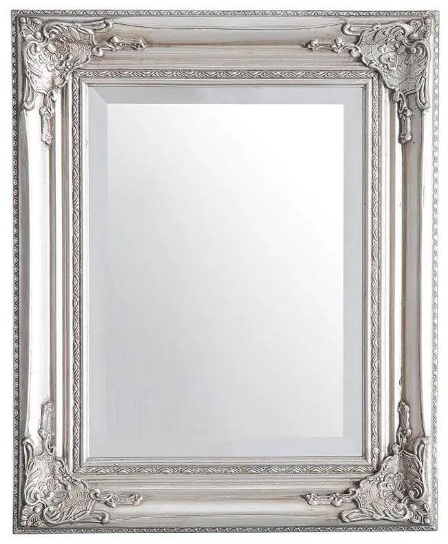 Oglinda argintie 45x55 cm Mirror Speculum Silver