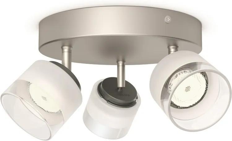 Philips 53333/17/16 - LED Lampa spot FREMONT 3xLED/4W/230V
