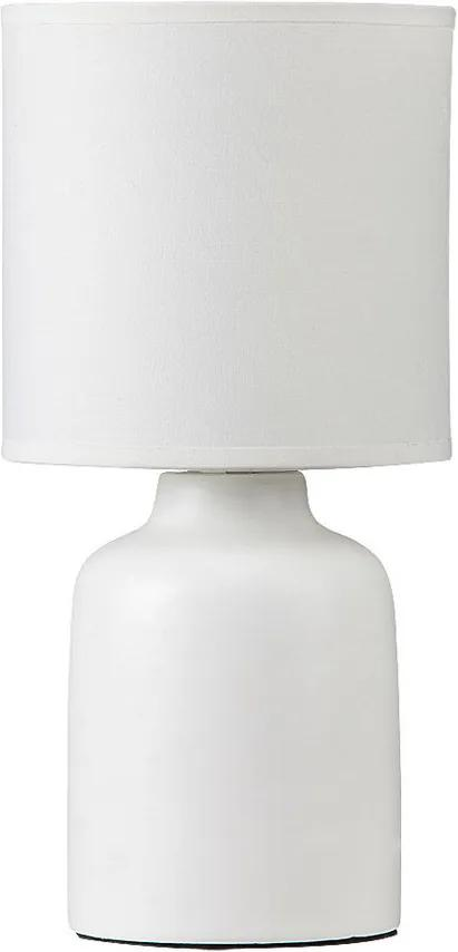 Rábalux Ida 4365 Lampa de masa de noapte alb E14 1X MAX 40W Ø150 x 305 mm