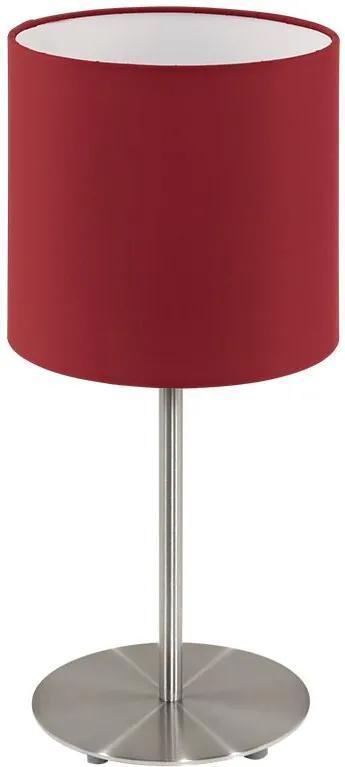 Eglo 94906 - Lampa de masa PASTERI 1xE27/60W/230V