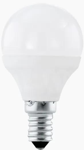 Bec LED Eglo 11419 E14 4W, alb cald 3000K, 15000h