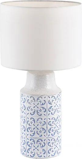 Rábalux 4309 Lampa de masa de noapte Agnes alb ceramică E27 1X MAX 60W IP20
