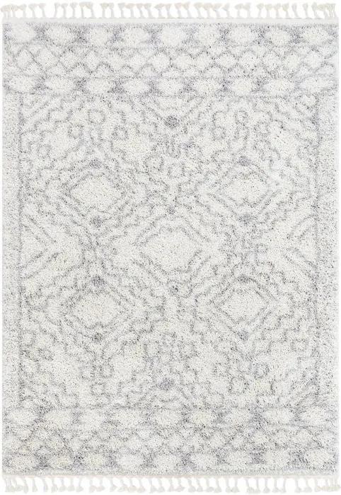 Covor Gallegos, gri, 160 x 220 cm