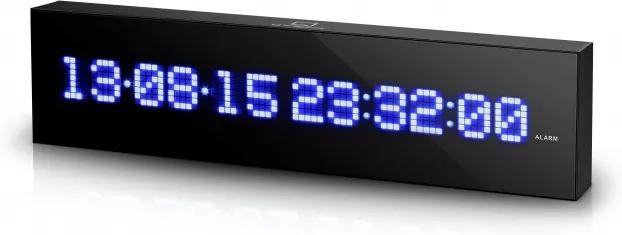 Ceas Led Calendar Wall Clock
