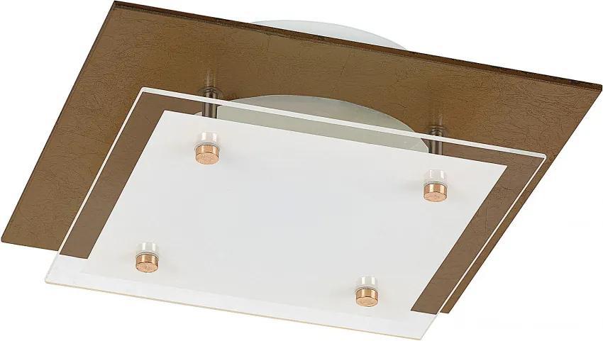 Rábalux Janine 3026 Plafoniere ambra alb LED 12W