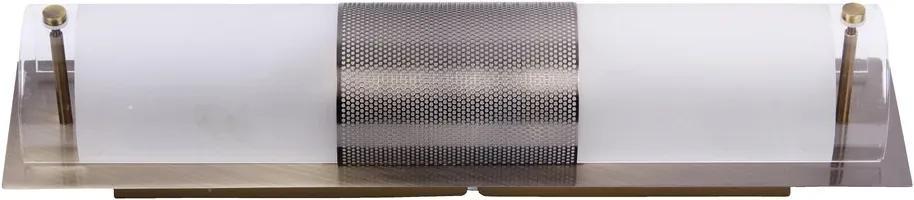 Rábalux Periodic classic 3552 Aplice perete bronz E14 2x MAX 40W 380 x 90 mm