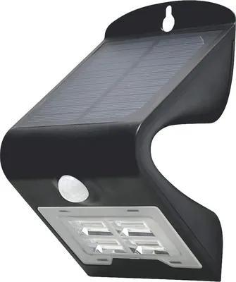 Aplica solara cu LED si senzor de miscare Butterfly 2W 260 lumeni, plastic