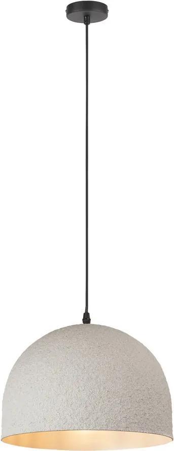Rábalux Alec 2575 Pendul cu 1 braț gri gri E27 1X MAX 40W 110 x 30,5 x 30,5 cm