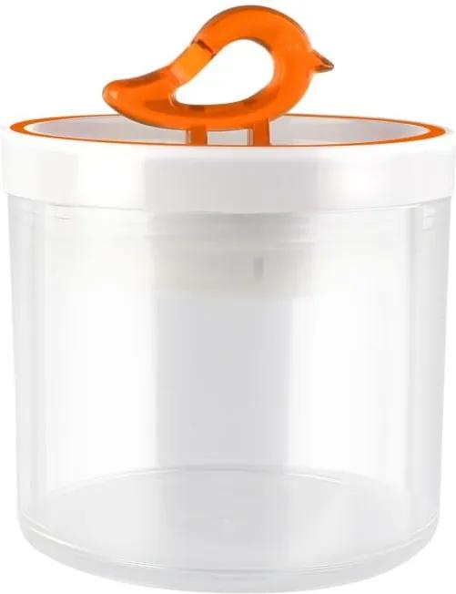 Recipient Vialli Design Livio, 400 ml, portocaliu