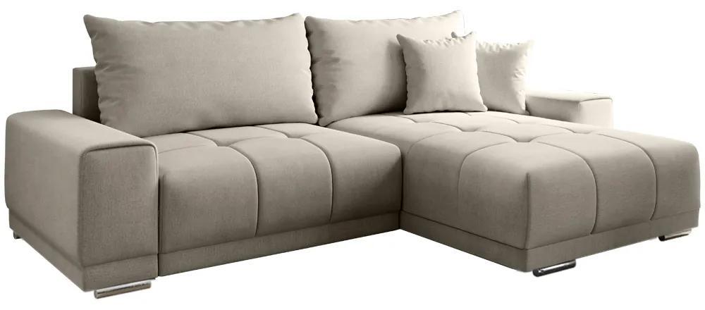 Canapea universală, gri-bej Taupe, KEVAN