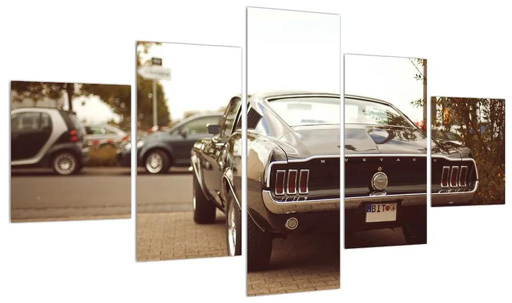 Tablou cu automobile (K010906K12570)