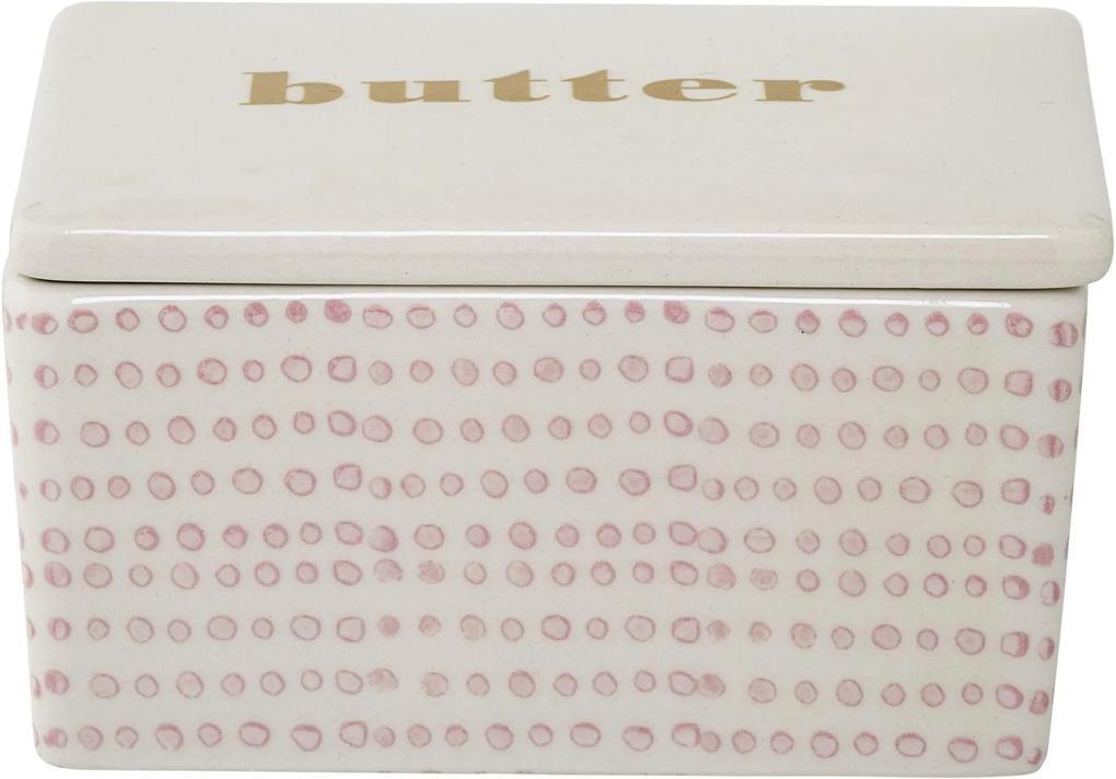Untiera cu capac Susie , Rose, Ceramica 12.5x7x9 cm