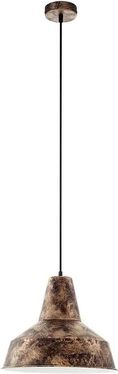 Eglo 49388 - Lustra SOMERTON 1xE27/60W/230V