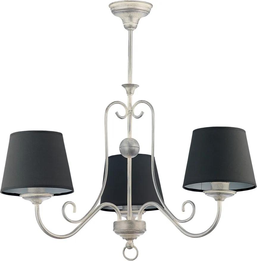 Lampa suspendata ARKADA 3xE27/60W