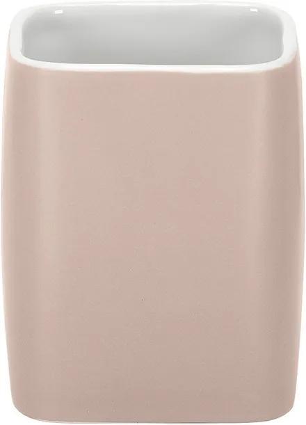 Kleine Wolke pahar Cubic roz