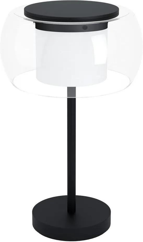 Eglo 99024 - Lampă de masă LED RGB Dimming BRIAGLIA-C LED/15W/230V