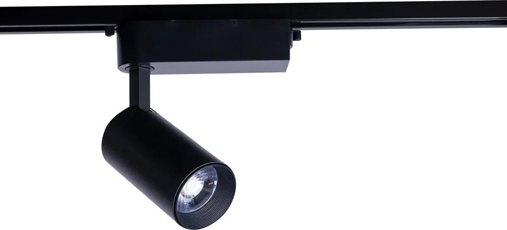 Spot-Pe-Sina-PROFILE-IRIS-LED-BLACK-12W,-4000K-9003-Nowodvorski-Polonia
