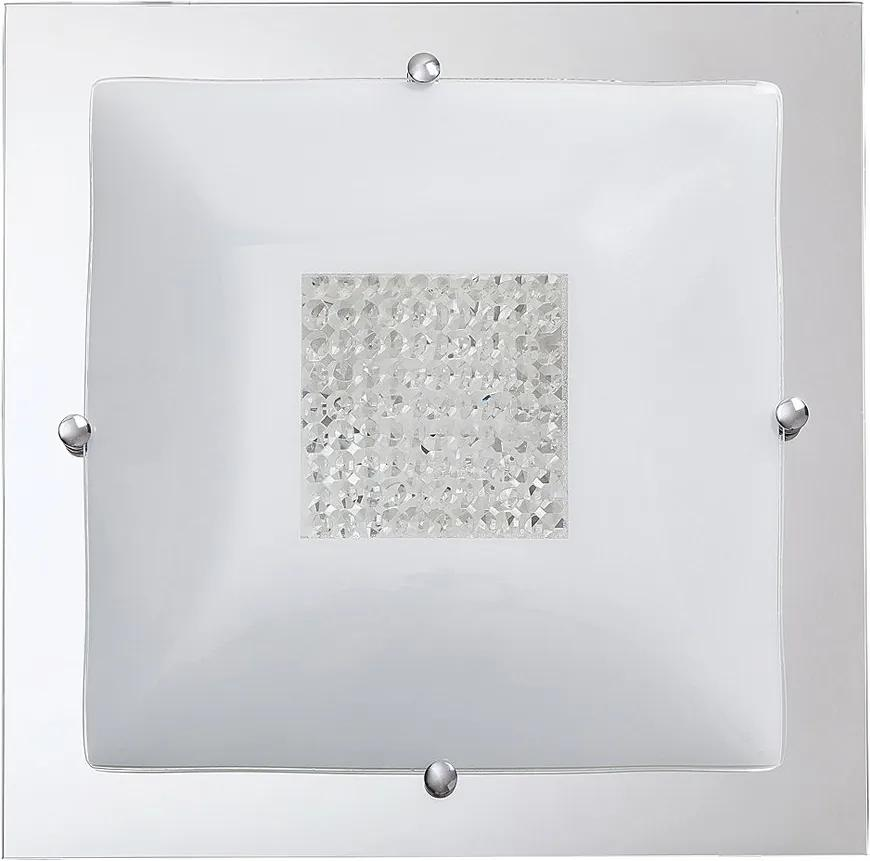 Rábalux 2469 Plafoniere cristal Deborah transparent metal E27 3x Max 40W IP20