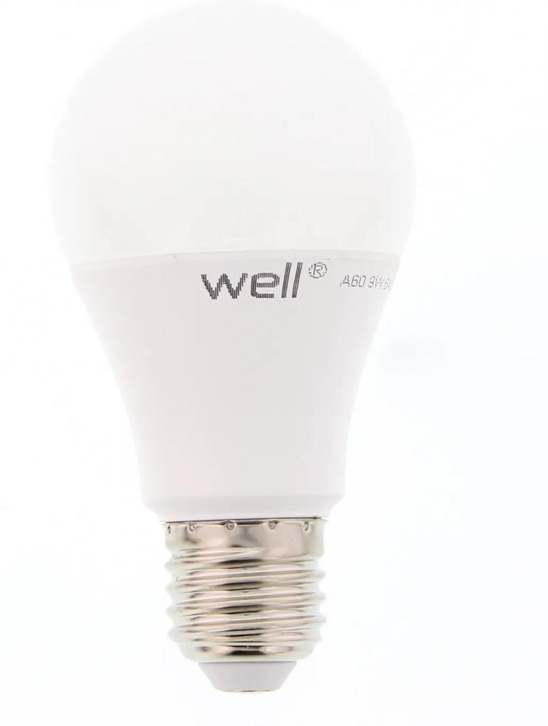 Bec cu led A60 E27 12W 230V lumina rece Supreme, Well